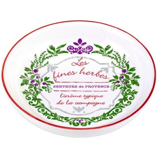 Spiegelburg 45426 Olivenöl Teller-Set La Collection Rouge (Olivenöl Brot,)