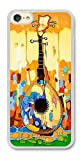 sanlianwangluokeji Custom Gifts ipod Touch 6 Case - Happy Banjo Hard Plastic Phone Cell Case for ipod Touch 6