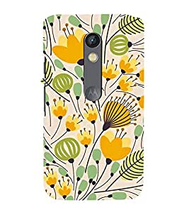 PrintVisa Designer Back Case Cover for Motorola Moto X Play (Painitings Watch Cute Fashion Laptop Bluetooth )