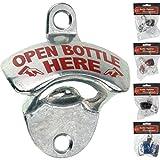 Bier Wandflaschenöffner Wand Flaschenöffner Open Bottle Here