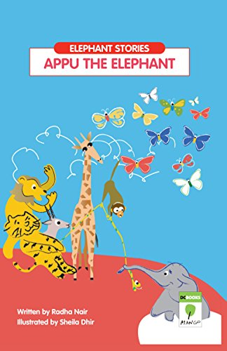 appu-the-elephant-elephant-stories-english-edition