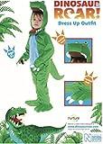 Kostüm Dinosaurier Dino 98 bis 110 Kinder Kinderkostüm