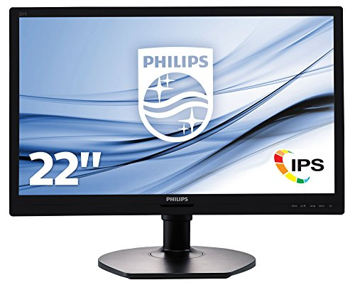 Philips S-line 221S6QSB - LED monitor - 21.5