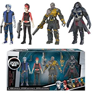 Ready Player One Action Figure 4 Pack
