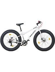 "Coyote Vélo 17"" (43 cm)Coyote Fatman Fat Bike 26"" x 4.0"" (66 x 10 cm) Fat Tyre"