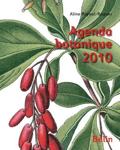 Agenda Botanique 2010