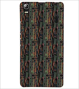 PRINTSWAG PATTERN Designer Back Cover Case for LENNOVO A7000
