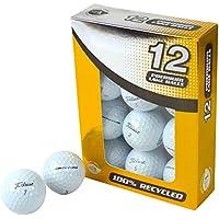 Second Chance Unisex Titleist Pro V1X Lake Golf Balls (Pack of 12), White