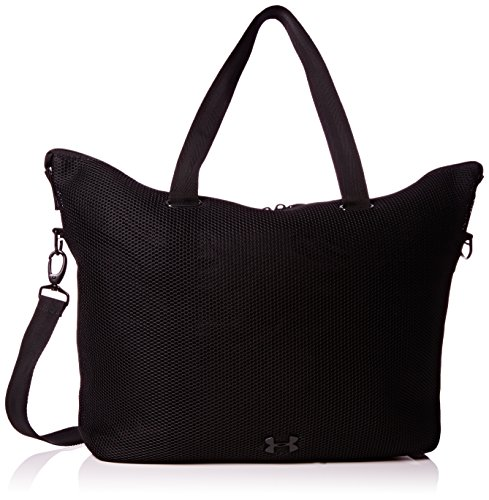 under-armour-womens-ua-on-the-run-tote-bags-black-one-size
