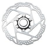 Shimano Deore SM-RT54 Bremsscheibe Center Lock silber Durchmesser 160 mm