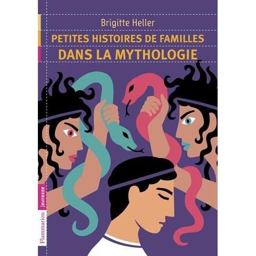 Petites histoires de familles dans la mythologie