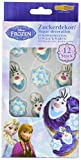 Dekoback Zuckerdekor Disney Frozen, 12 Stück, 1er Pack (1 x 48 g)