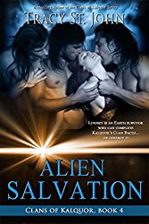Alien Salvation (Clans of Kalquor Book 4) (English Edition)