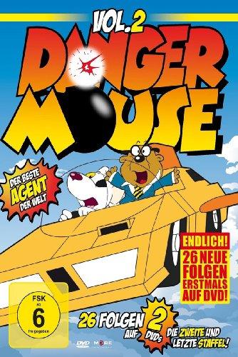 Danger Mouse Vol. 2 [2 DVDs]
