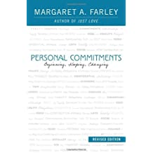 Personal Commitments: Beginning, Keepinig, Changing by Margaret A. Farley (2013-04-01)