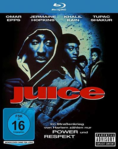 Juice (mit Rapper-Legende Tupac Shakur) [Blu-ray]