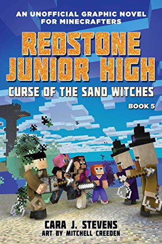 Curse of the Sand Witches: Redstone Junior High #5 (English Edition)