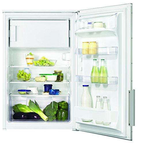 Zanussi ZBA14440WA Kühlschrank / A++ / 87,30 cm Höhe / 152 kWh/ Jahr / Dekorfähig / Eingebaut / weiß