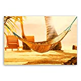 !!! SENSATIONSPREIS !!! Bilderdepot24 hochwertiges Leinwandbild - holiday on the Philippine island - 30 x 20 cm einteilig 1058