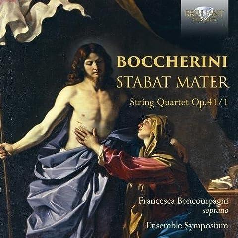 Stabat Mater-Streichquartett Op.41/1