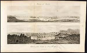 Antique Print-TROIS FONTAINE-COVENT-BEAULIEU-FRANCE-Thornton-Bryant-1806