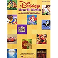 """Disney"" Mega Hit Movies: For Easy Piano 2nd Edition"