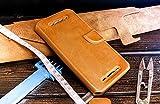 Original Akira Hand Made [Echt Leder] Handyhülle HTC