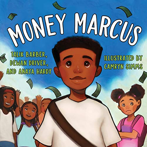 Money Marcus (Books by Teens, Band 27)