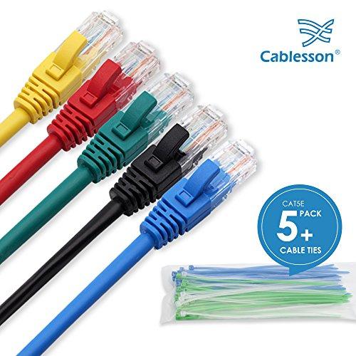 Kabel Netzwerkkabel RJ45 10 Gigabit 100Mhz Lan Kabel STP für Modem, Router, PC, Mac, Laptop, PS2, PS3, PS4, XBox und XBox 360. (Xbox 360 Modem)
