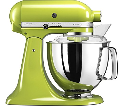 KitchenAid 5ksm175psega, des équipements Robot Artisan avec Profi, vert pomme