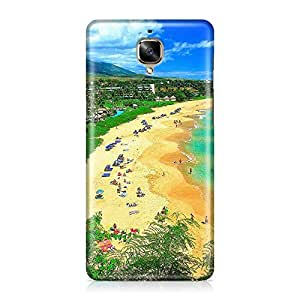 Hamee Designer Printed Hard Back Case Cover for Meizu M3 Note Design 6261