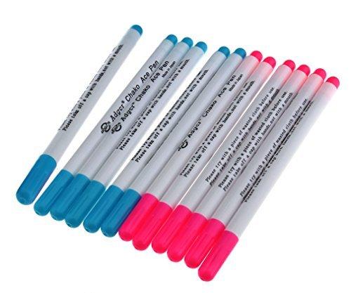 12x aire fuga borrable agua tela rotuladores tinta