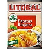 Litoral Patatas Riojana. Plato cocinado - 425 gr