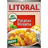 Patatas Riojanas Litoral 425g