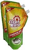 #4: Big Bazaar Combo - Cleanmate Dish Wash Gel - Lemon, 1L (Buy 1 Get 1, 2 Pieces) Promo Pack