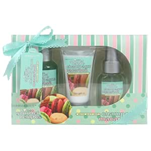 Gloss! - Coffret de Bain - Gourmet Delights - Macaron