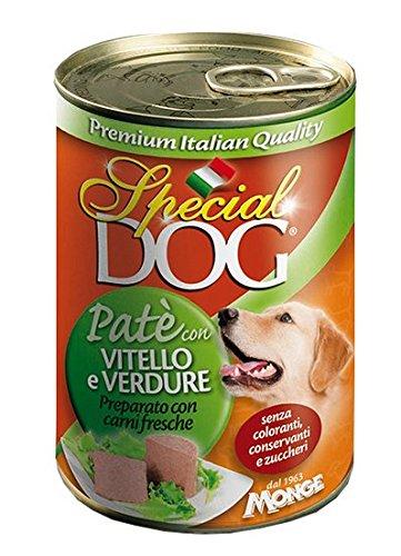 Monge–12pate special dog per cani diversi preferencias 400g.