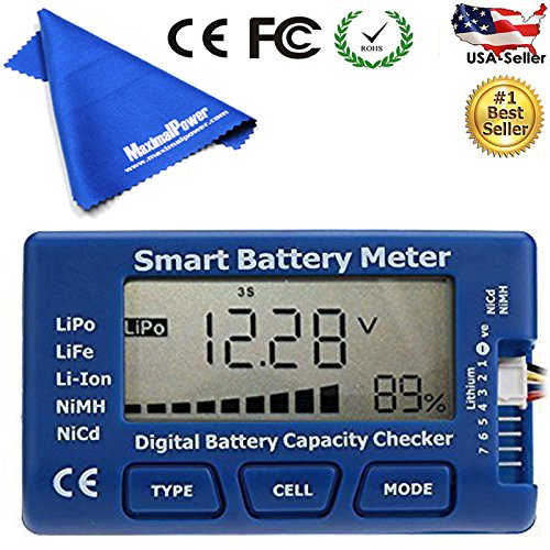Symbol Of The Brand 5 In 1 Smart Battery Meter With Balance Discharge Esc Servo Ppm Tester Arrvial Hot Selling Video Games