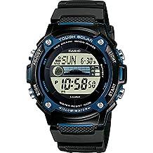Casio Reloj con Correa de Resina W-S210H-1AVEF