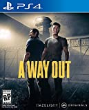 #9: A Way Out (PS4)