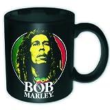 Tazza Bob Marley Logo Face [Import anglais]