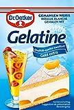 Best Unflavored Gelatins - Dr. Oetker gelatin, 3 x 9 g Review