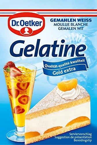 Dr. Oetker Gelatine 3 x 9 g