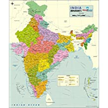 Amazonin Maps Of India Books - India-us-map