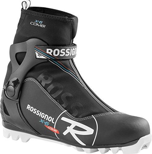ROSSIGNOL Homme, Femme Chaussures de ski de fond - Noir