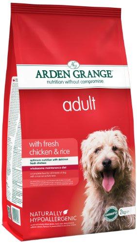 Arden Grange Adult Chicken Dog Food - 12 kg