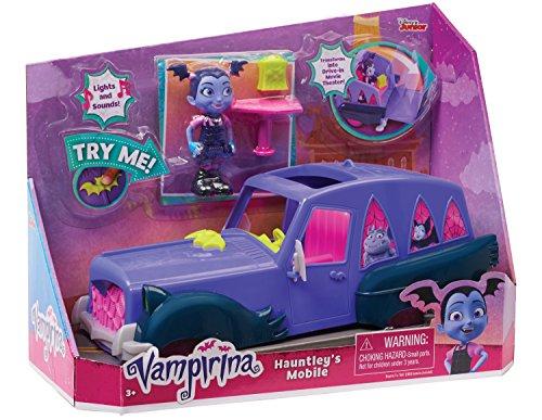 Vampirina-78015 Coche de Juguete Bandai JPL78015