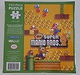 New Super Mario Bros. 2 Collector's Puzzle - 550 Piece by USAopoly