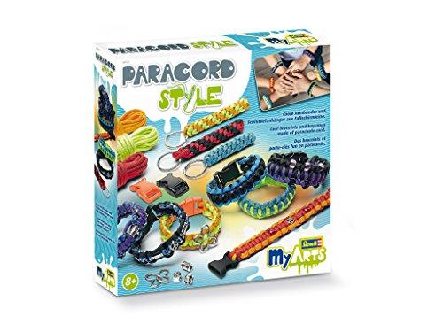 Revell My Arts - 30720 - Paracod Bands Coffret bracelets et porte-clés à construire