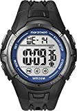 Timex Men's Quartz Watch with Digital Display and Resin Strap